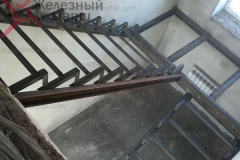 Лестницы на металлокаркасе в дом (1)