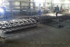 изготовление металлической лестницы 22